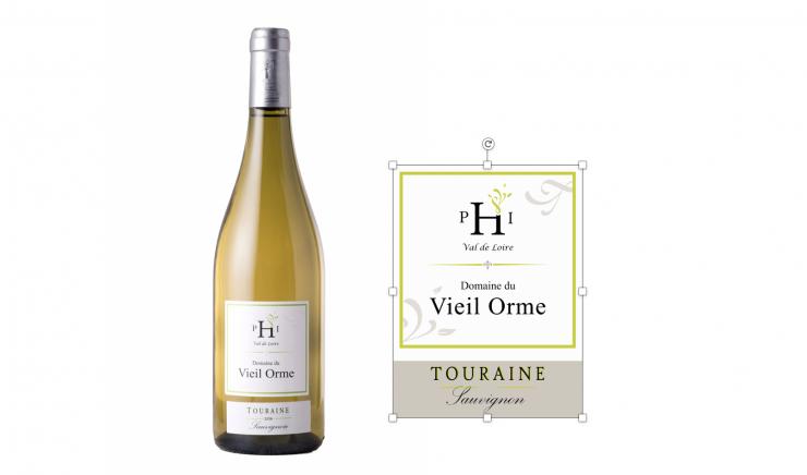 Domaine du Vieil Orme <br/> Touraine